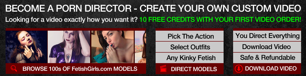 Direct your own custom porn video in any fetish